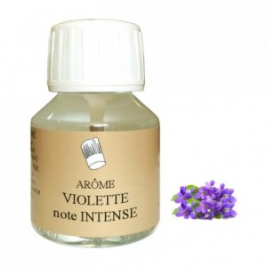 Violet intense note flavour 58 mL