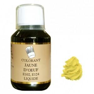 Liquid hydrosoluble colour Yellow yolk 1 L