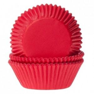 House of Marie Baking cups Red Velvet pk/50