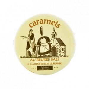 Salted butter caramels Mam Goudig box 200 g