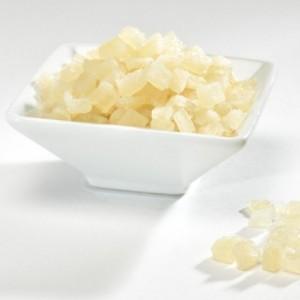 Candied lemon cubes 1 kg