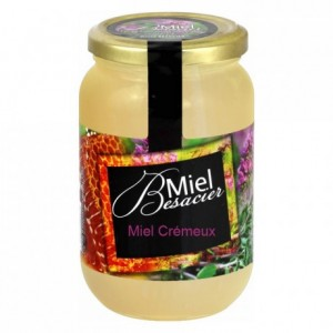 Creamy honey from France 500 g