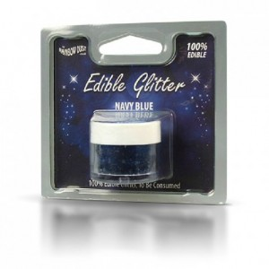 RD Edible Glitter Navy Blue 5g