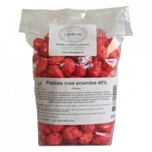 Pink Pralines almond 40% 330 g