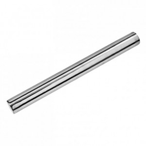 Stainless steel rolling pin 2,5 kg 500 mm