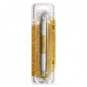 RD Professional Double sided Food Pen Dark Gold No IPA