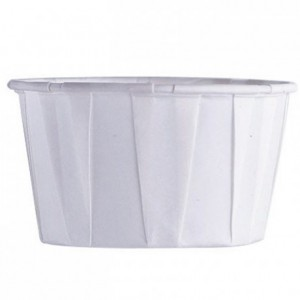 Wilton Party & Nut Cups White per 24