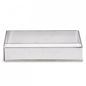 Patisse Adjustable Baking Frame Square 27-40cm
