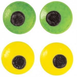 Wilton Large Spooky Candy Eyeballs