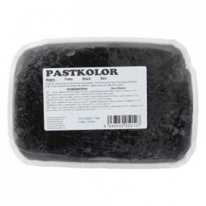PastKolor fondant black 1 kg