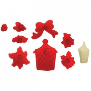 JEM Cutters Christmas Lantern & Extra Set/9