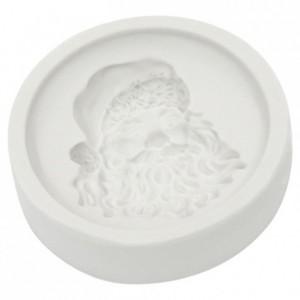 Katy Sue Cupcake Topper Mould Santa