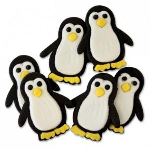 PME Edible Decorations Penguins pk/6
