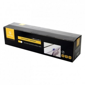 Clingfilm in cardboard box 0.45 x 300 m