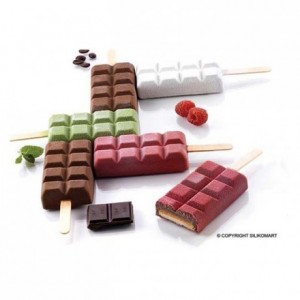 Choco Stick popsicles mould