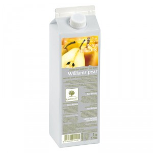 Williams pear purée Ravifruit 1 kg