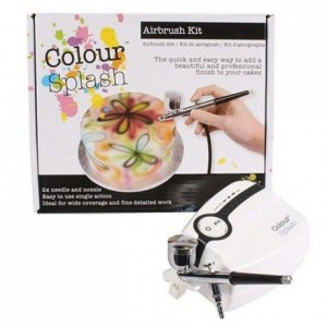 Colour Splash Airbrush Kit