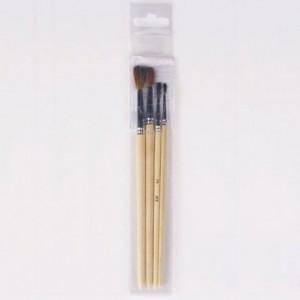Culpitt Brush Set/4