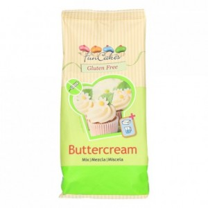 FunCakes Mix for Buttercream, Gluten Free 500g