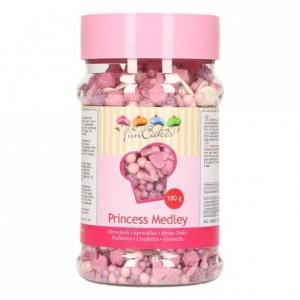 FunCakes Sprinkle Medley Princess 180g