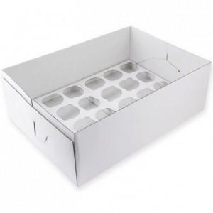 PME Cupcake Box 24 - 14cm high