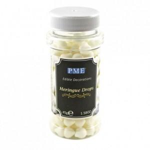 PME Gourmet Sprinkles Meringue Drops 45g