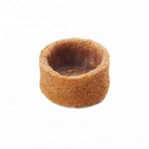 Round pie crust Graham Crunchy La Rose Noire Ø35 mm (210 pcs)