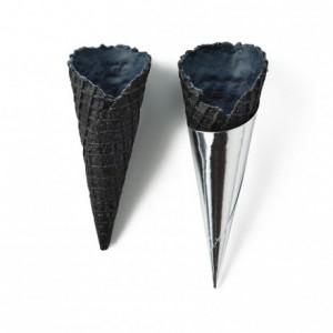 Salted cone bamboo La Rose Noire Ø30 x 80 mm (83 pcs)