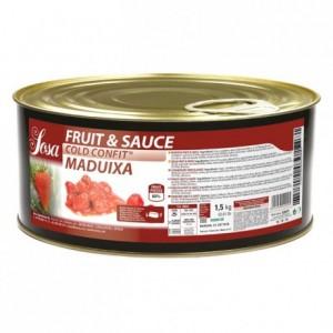 Fruit&sauce strawberry Sosa 1,5 kg
