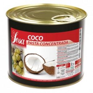 Coco concentrated dough Sosa 2 kg