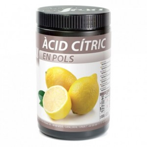 Citric acid Sosa 1 kg