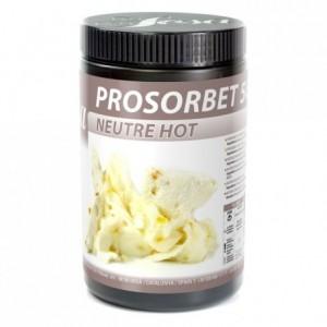 Prosorbert 5 neutro hot sorbet stabilizer Sosa 500 g