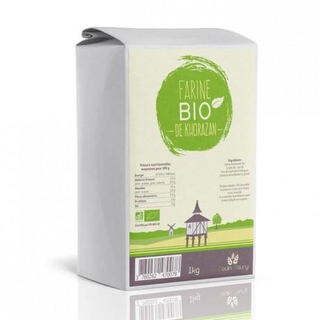 Organic khorazan flour 1 kg