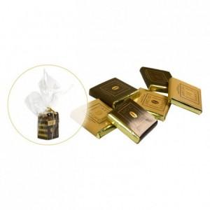 Carré de Café® dark and milk Pralus napolitains 10 x 5 g