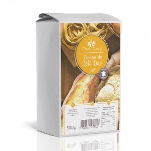 Farine de blé dur 500 g