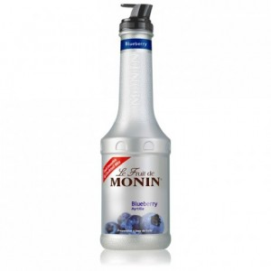 Blueberry Monin purée 1 L