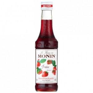Strawberry Monin syrup 25 cL