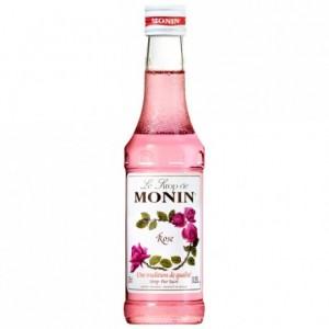 Rose Monin syrup 25 cL