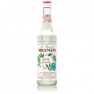 Frosted mint Monin syrup 70 cL