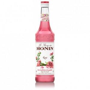 Rose Monin syrup 70 cL