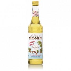 Sugar free hazelnut Monin syrup 70 cL