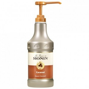 Caramel Monin sauce 1,89 L