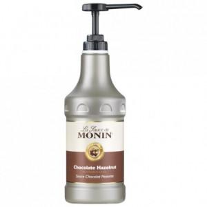 Choco hazelnut Monin sauce 1,89 L