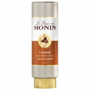 Caramel Monin sauce 50 cL