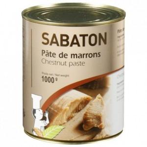 Chestnut paste Sabaton 1 kg