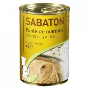 Chestnut puree Sabaton 435 g