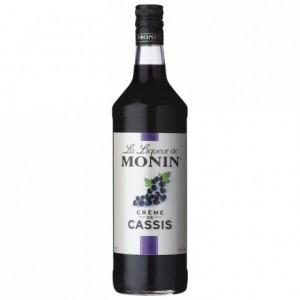 Blackcurrant Monin liqueur 1 L