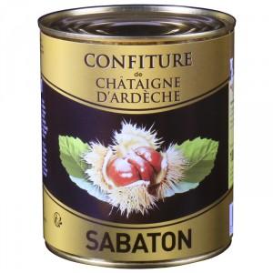 Chestnut jam Sabaton 1 kg