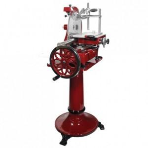 Manual flywheel slicer red Ø 350 mm