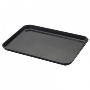 Tray ABS black 415 x 302 mm